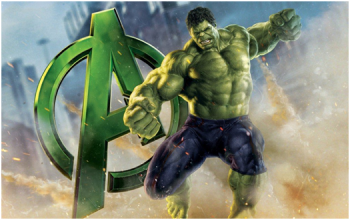 Bruce Banner, with the incredible green figure, the purple shorts, and he could be a monster.