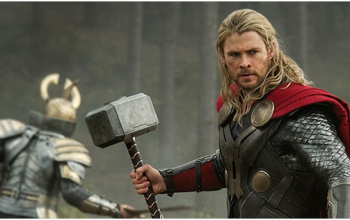 Thor is capable of incredible feats of strength, wanna become him? But how!