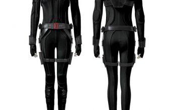 5 Best Cosplay Costume Ideas For Black Widow Natasha